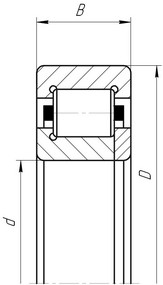 5018 - Таблица с размерами и маркировками подшипников ГОСТ/ISO